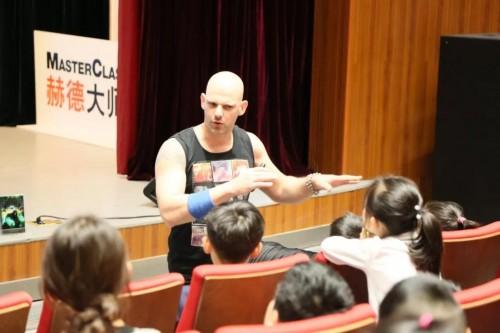 这个图书周,上海赫德双语学校与世界不期而遇
