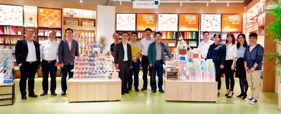 创新融合,强强联手   齐心集团与湖北新华书店集团达成战略合作