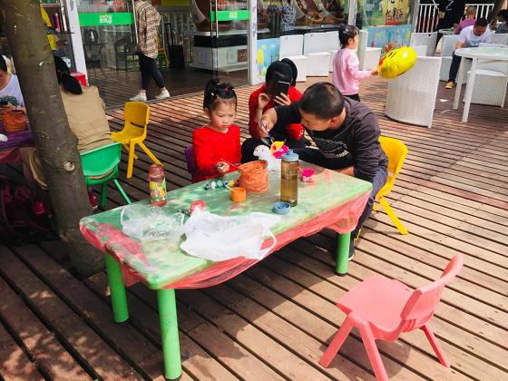 长沙首届松鼠旅游文化节五一举办,光明松鼠谷成为孩子们的乐园