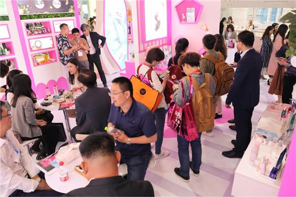 再掀热潮 拉拉米携11大品牌强势登陆美博会