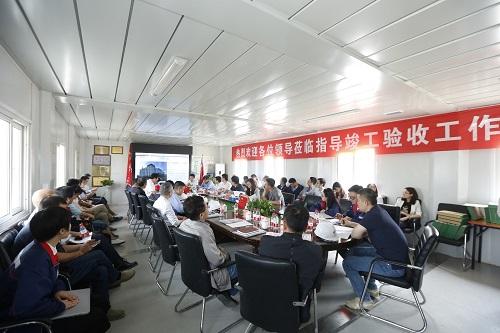 """""""东航速度""""闪耀 北京大兴国际机场首个基地航司项目通过竣工验收"""