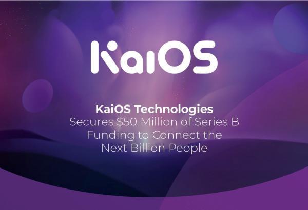 凯辉创新基金领投新兴智能操作系统KaiOS