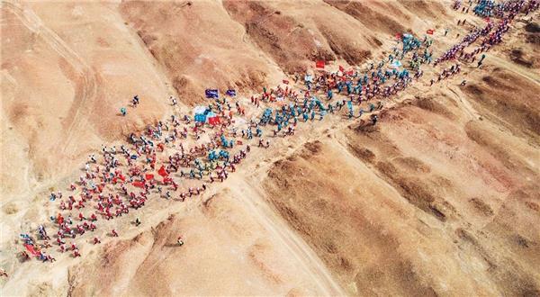 戈壁探索家 | COLMO的下一次攀登会在哪?