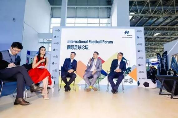 """与ISPO Shanghai 2019一起,打破界限,创造运动""""未来式"""""""