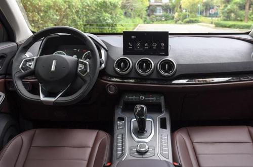 WEY VV5怎么样?内在与颜值兼具的豪华SUV