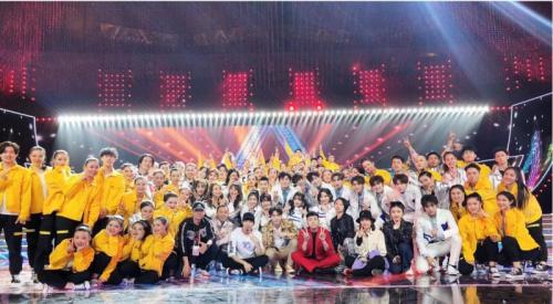 SING蒋申受邀参加亚洲文化嘉年华 国风少女彰显亚洲青春力量
