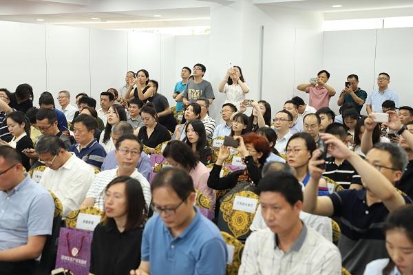 2019年文化和旅游产业专项债券及投资基金融资对接交流活动(深圳文博会专场)成功举办