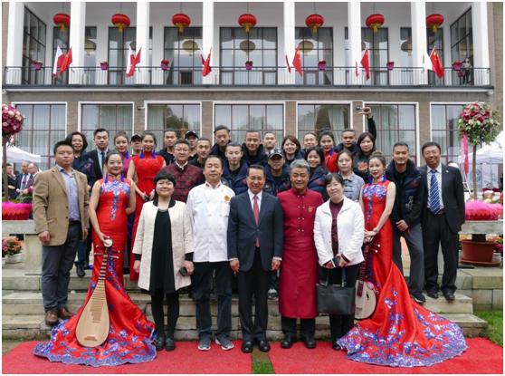 魅力中国波兰行 中国传统文化走进华沙