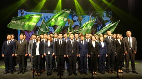 坚持社区志愿服务 北京链家员工荣获先进称号