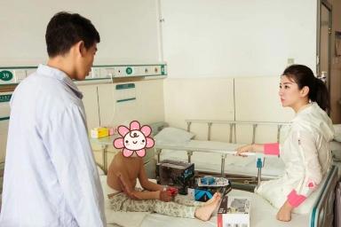 专访天使宝贝创始人 慈善是因为坚持了才有希望