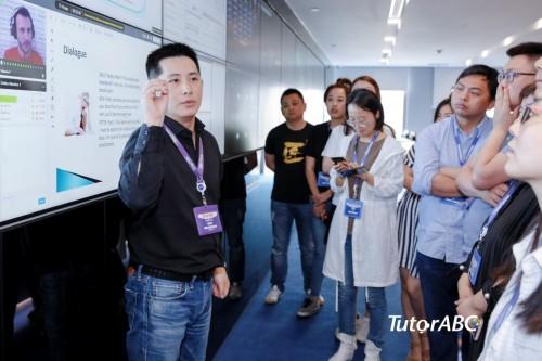 探索新教育 混沌大学走进iTutorGroup上海总部