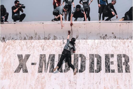 X-Mudder泥泞障碍赛燃爆京城,近6000名泥泞战士嗨翻赛场
