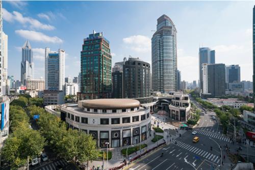 静安区标杆商业综合体项目兴业太古汇荣获LEED绿色建筑认证