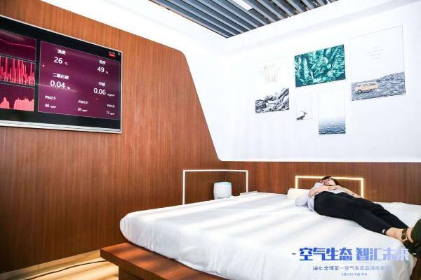 能监测睡眠算什么?海尔空气生态能改善你睡眠质量