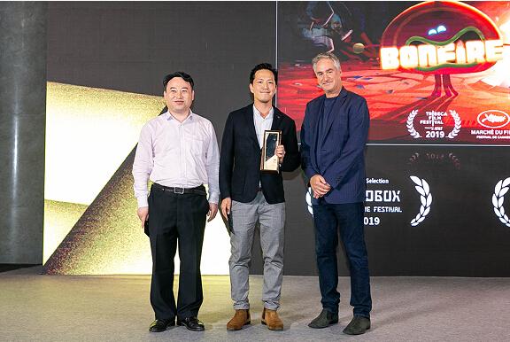 SIF 2019丨砂之盒颁奖典礼落幕,六大奖项获奖名单公布!