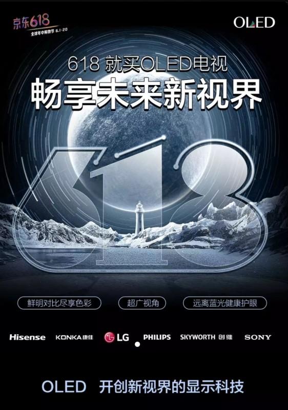 618京东大促来袭,到底哪款电视最值得买?