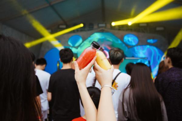 """维他密斯助力草莓音乐节,邀你来蹦个夏日""""养生迪"""""""
