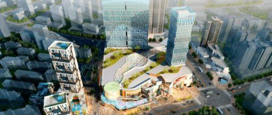 易快报签约光辉城市,助力全球领先建筑 VR品牌走向世界