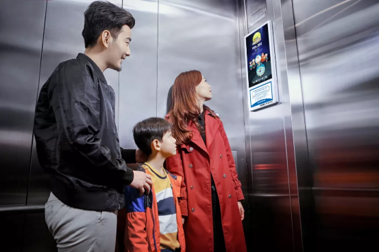 新潮传媒创新电影宣发玩法,携手哆啦A梦打造互动电梯广告