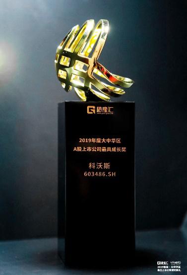 科沃斯机器人收获两大上市公司奖项 品牌价值与企业成长力引领行业发展