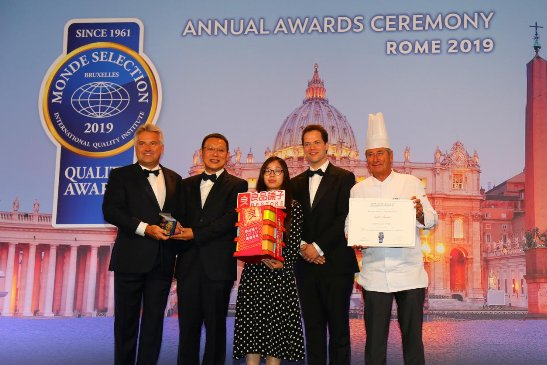 中国美味香飘世界品质评鉴大会,良品铺子获国际赞誉