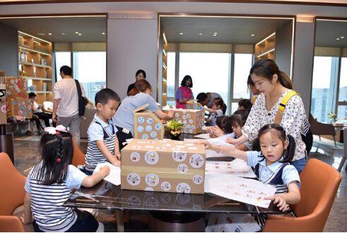 "FUNLIVE方隅成为""垃圾分类公益项目试点单位"" 共建美好公寓社区"