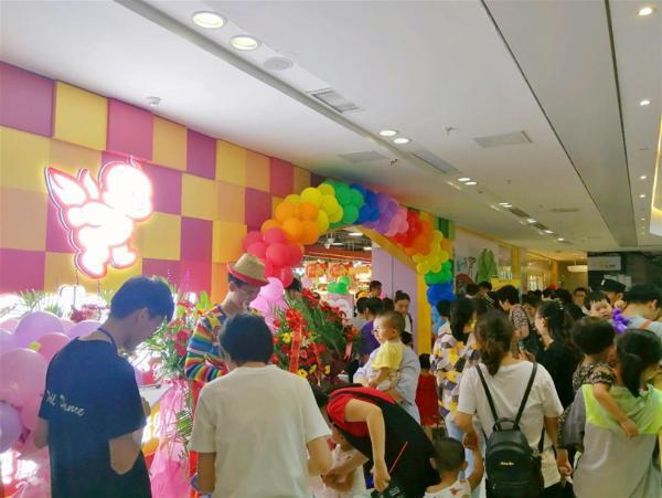 """暑假遛娃新去处!济宁苏宁生活广场开启""""儿童乐园"""""""