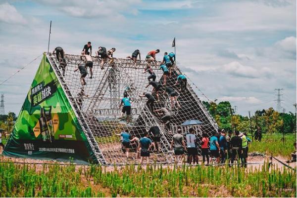 X-Mudder泥泞障碍赛引爆天府成都 5000余名泥泞战士共享盛宴