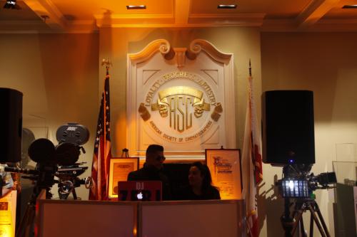 瑞鸽光电受邀参加ASC派对,国产品牌走进美国顶尖协会