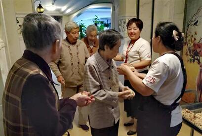 苏州红日养老院,一个让认知症长者安心的家