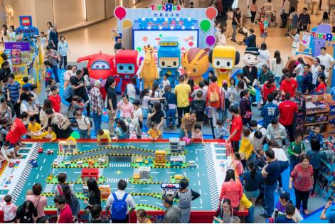 玩具反斗城持续扩张 进一步深耕中国市场