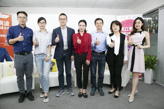昂立教育周年庆,昂立集团常务副总裁王晓波做客直播间谈教育
