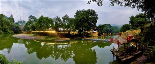 第十届偏岩古镇消夏文化艺术节暨美丽乡村旅游季即将开幕