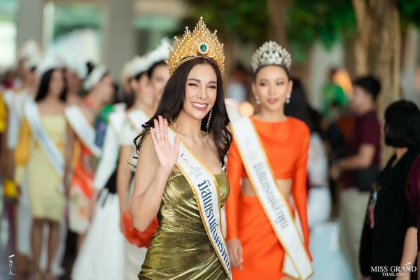 貨真價實的泰國美女! 77個府,選出了77位漂亮小姐姐