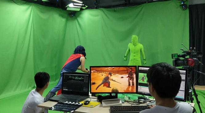 接轨好莱坞影视工业,瑞立视发布虚拟拍摄系统
