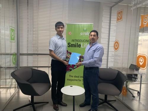 Skyroam与非洲运营商Smile达成合作,深耕一带一路为非洲提供高速网络