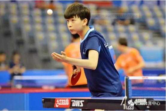 """2019""""中体产业杯""""全国乒乓球锦标赛于今日在武清体育中心盛大开幕"""