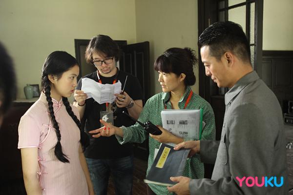 """《上海的女儿》即将登陆优酷 揭秘""""邦女郎""""周采芹的精彩人生"""