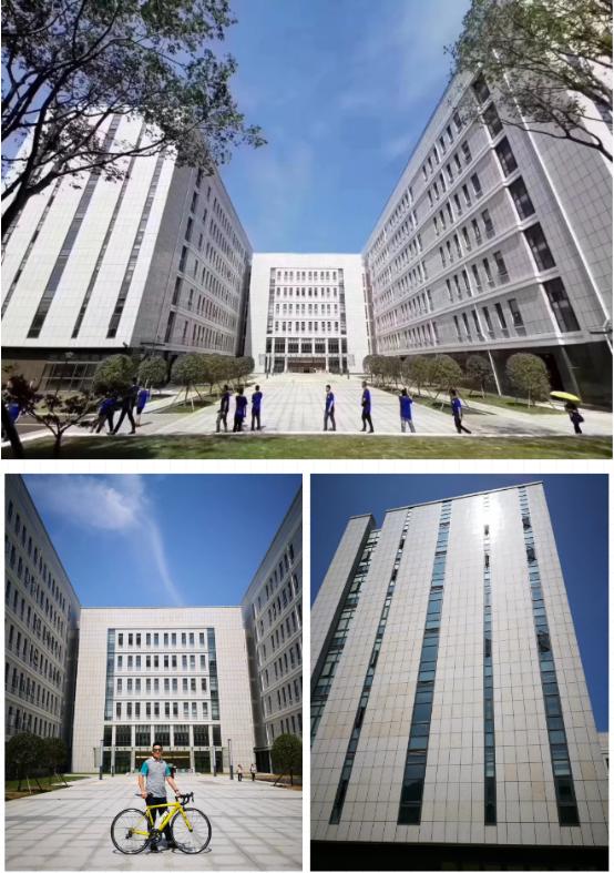 卓宝倾力呵护农业现代化建设优秀人才 | 华中农业大学第三实验楼