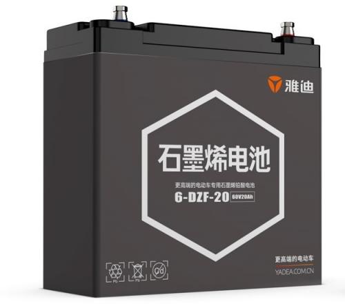 推动行业电池标准升级,雅迪石墨烯电池开启千次充电时代
