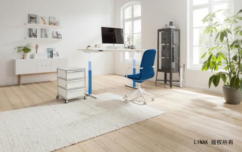 力纳克(LINAK)创新与定制化标准,为升降桌行业带来独特的解决方案