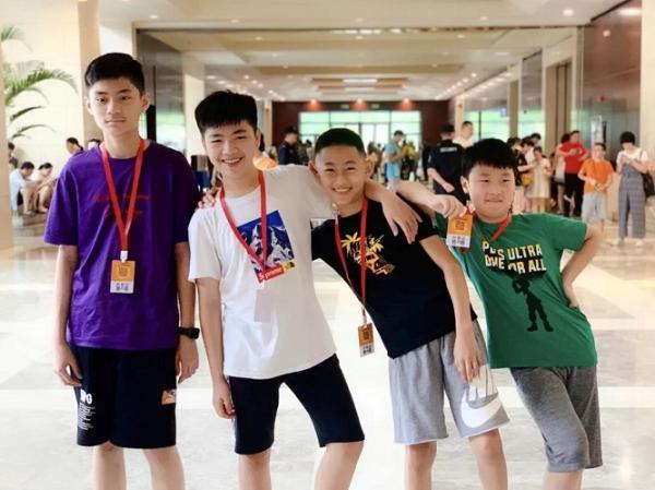 深圳华美学子荣获第17届全国中小学信息技术创新与实践活动(NOC)全国总决赛二等奖!