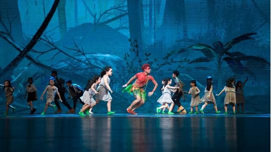 邓肯舞蹈两场大型舞剧登陆深圳保利剧院—致敬经典 致意原创