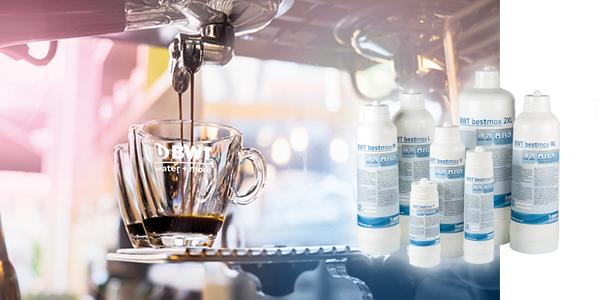 BWT尖端水技术,仅为提供更好的茶饮和咖啡