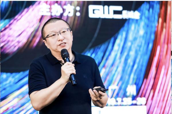 """新浪王巍出席GMIC大会 解读""""智能+""""时代的媒体全链新生态"""
