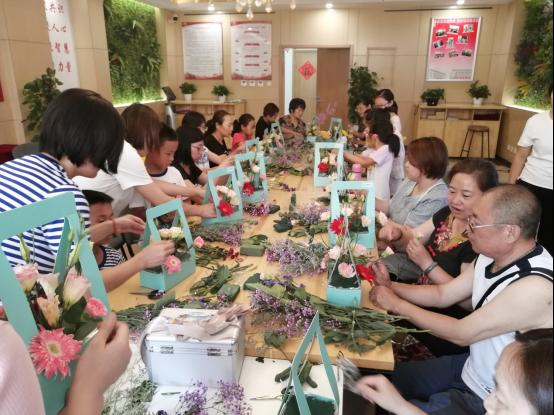 幼儿园植物diy活动
