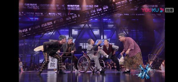 街舞选手开跳这就是nova舞