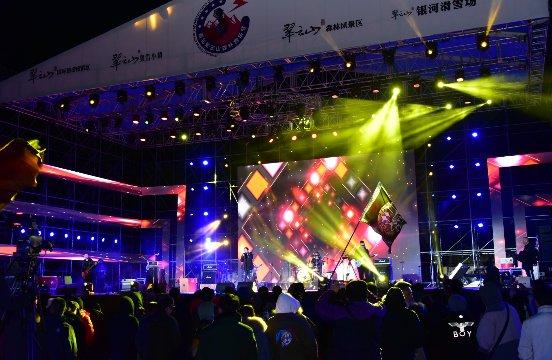 8月10日来张家口,第二届崇礼翠云山森林音乐节热辣相约