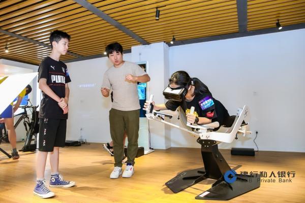 体育融合科技 运动体验无边界
