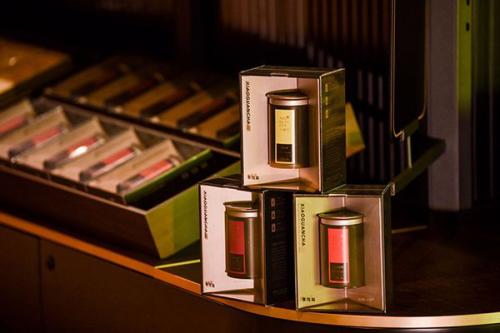 喝小罐茶今年的新品多泡装,一起看宋代斗茶!